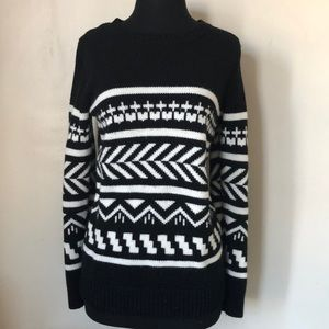 Forever 21 Crew Neck Knit Sweater